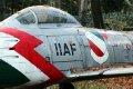 사다바드 군사 박물관 F-86 제트 전투기