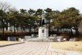 효창공원 - 이봉창의사 동상