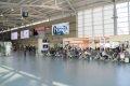 김해공항 국제선 청사, 탑승구역