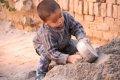 카슈가르 구시가지 어린이