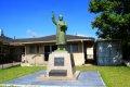 이승만대통령 동상이 있는 하와이 한인기독교회