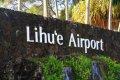 카우아이 섬의 리후에 공항 화물터미널