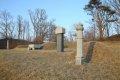 독립유공자 김상정 선생 묘소