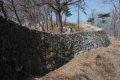 죽주산성 성벽 산책로