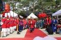 2015년 고종 명성후 가례 재현행사-친영의식