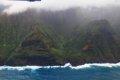 카우아이 섬의 나팔리 해안 주립공원