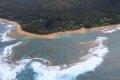 카우아이의 북쪽해안