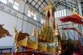 방콕 국립박물관 왕실장례마차