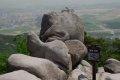 용봉산 - 물개바위