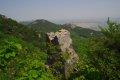 용봉산 - 행운바위