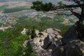 용봉산 - 휴양림방면 하산길