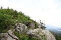 주작산 능선 등산로