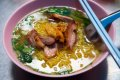 베트남의 음식-돼지고기 국수