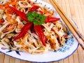 베트남의 음식-쌀국수 샐러드