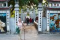 하노이의 옥산사