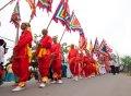 남딘의 푸 자이 페스티벌 2013