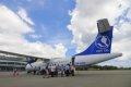 콘다오 섬의 공항