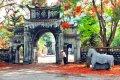 닌빈의 타이비 사원