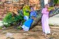 닌투언 판랑의 짬족 사람들