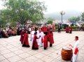 푸토의 헝 사원 축제