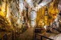 꽝빈 보짯의 퐁나케방 국립공원의 파라다이스 동굴