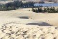 무이네의 모래언덕
