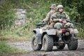 아프가니스탄의 사륜 오토바이