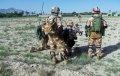 아프가니스탄의 작전 수행중인 미군