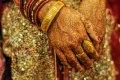 방글라데시의 결혼식 헤나