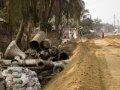 치타공 거리의 모습