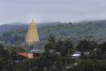 부다가야 양식 사리탑