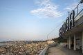 나폴리 시내 건물과 옥상