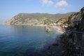 몬테로소 알 마레의 해변