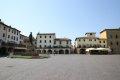 그레베 인 키안티의 중앙광장