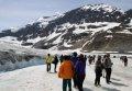 컬럼비아 아이스필드 빙하체험 - 빙하