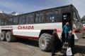 컬럼비아 아이스필드 빙하체험 - 스노코치(특수설상차)