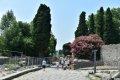 폼페이 Via delle Tombe 거리