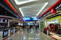 두바이 공항 내부