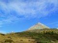 레폰틴 알프스의 휘브시호른 산