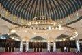 압둘라 왕 모스크의 내부