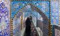 이맘 압바스 사원의 장식