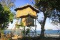 크롱 프레아 시아누크의 코롱섬 방갈로