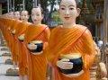 크롱 프레아 시아누크의 불교 승려