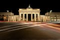 브란덴부르크 문의 야경