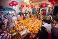 프놈펜의 새해맞이 축제