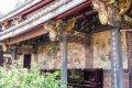 타이베이의 다롱동 바오안 사원