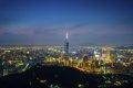 타이베이의 야경