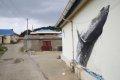 외연도 마을 벽화