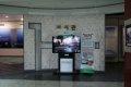 강화 평화전망대 전시관 내부