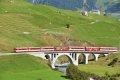 발레의 스위스 빙하특급열차